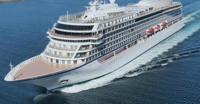 Mighty Cruise Ships Viking Sea Smithsonian Channel - Cruise ship google earth